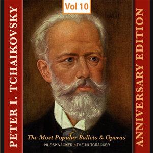 Peter I. Tchaikovsky - Annyversary Edition, Vol. 10