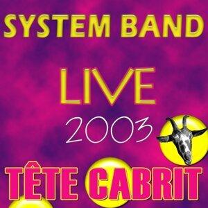 Tête cabrit - Live 2003