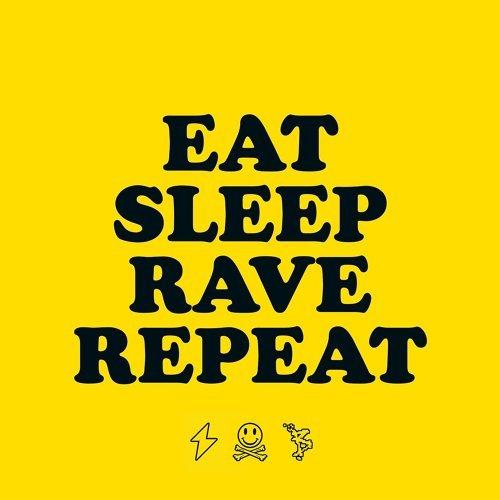 Eat, Sleep, Rave, Repeat (feat. Beardyman) - Calvin Harris Remix