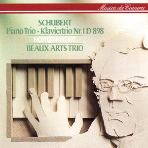 Schubert: Piano Trio No. 1; Notturno