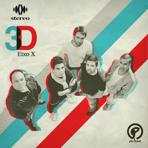 3D Eixo X