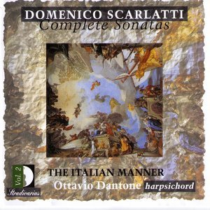 Scarlatti: Complete Sonatas Vol.2 - The Italian Manner