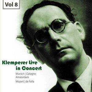 Klemperer Live in Concert, Vol.8