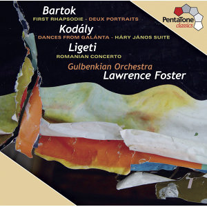 Bartok - Kodály - Ligeti