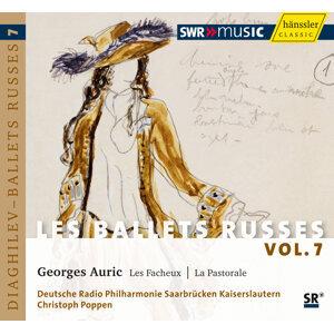 Les Ballets Russes, Vol. 7 - Auric