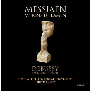 Two Piano Music of Messiaen and Debussy