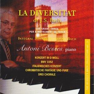 La Diversitat de J. S. Bach: Les Grans Obres per a Instrument de Tecla - Arr. for Piano and Orchestra