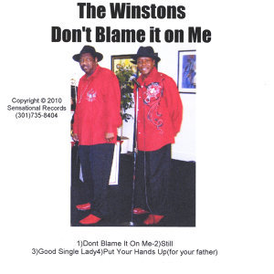 Don't Blame It On Me - EP