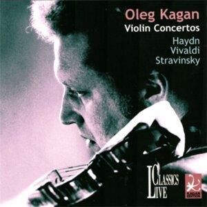 Haydn, Vivaldi & Stravinsky: Oleg Kagan Edition, Vol. XXXII