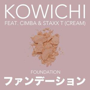 ファンデーション (feat. CIMBA & Staxx T) (FOUNDATION (feat. CIMBA & Staxx T))