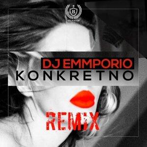 Konkretno (DJ Emmporio Remix) [feat. Rasta]