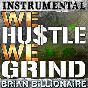 We Hustle We Grind - Instrumental