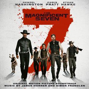 The Magnificent Seven (絕地7騎士電影原聲帶) - Original Motion Picture Soundtrack