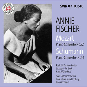 Mozart: Piano Concerto No. 22 in E-Flat Major, K. 482 - Schumann: Piano Concerto in A Minor, Op. 54