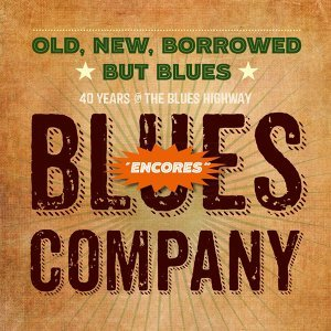 Old, New, Borrowed But Blues - Encores - 40th Jubilee Concert