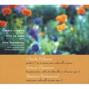 Debussy, Chausson & Emmanuel: Chamber Works