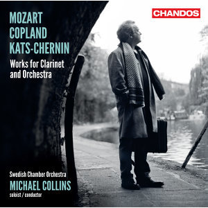 Mozart - Copland - Kats-Chernin: Works for Clarinet & Orchestra