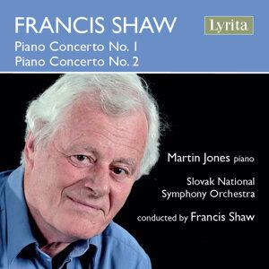 Shaw: Piano Concertos