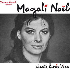 Magali Noël chante Boris Vian