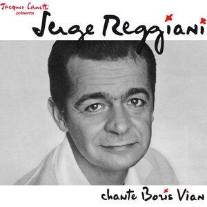 Serge Reggiani chante Boris Vian