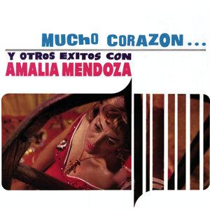 La Viuda Abandonada Amalia Mendoza. Vol. IV