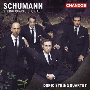 Schumann: Three String Quartets, Op. 41