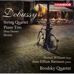 Debussy: String Quartet - Piano Trio - 2 Danses - Rêverie