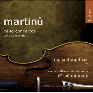 Martinu, B.: Cello Concertos Nos. 1 and 2 / Cello Concertino in C Minor