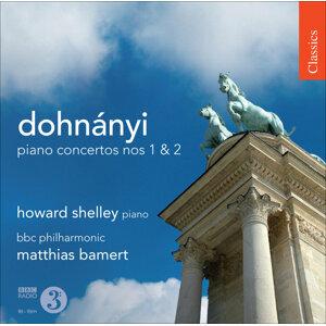 Dohnanyi: Piano Concertos