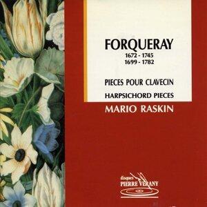 Forqueray : Pièces pour clavecin