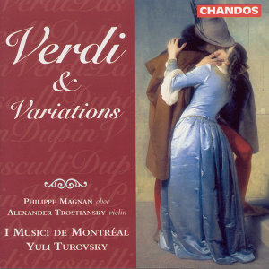Dupin / Pasculli: Variations On Verdi's Themes