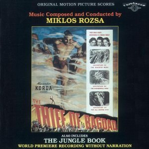 The Thief of Bagdad / The Jungle Book - Original Score
