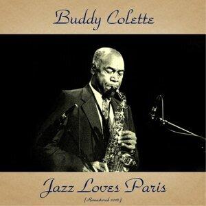 Jazz Loves Paris - Remastered 2016