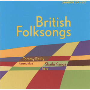 British Folksongs - Arranged for Harmonica and Harp