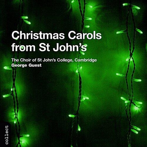 St John's College Choir, Cambridge: Christmas Carols From St John's