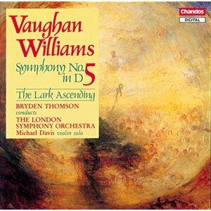Vaughan Williams: Symphony No. 5 / The Lark Ascending
