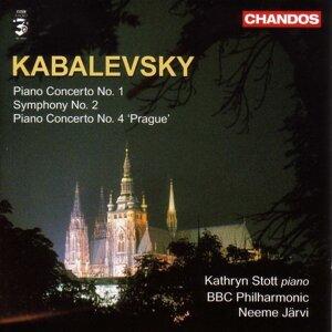Kabalevsky: Piano Concertos, Vol. 2