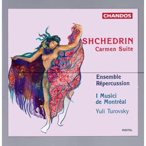 Shchedrin: Carmen Suite / A La Albeniz / Stalin Cocktail / Humoresque