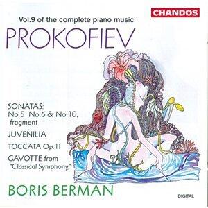 Prokofiev: Piano Works, Vol. 9