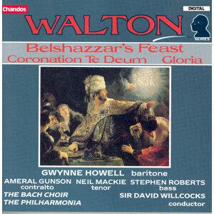 Walton:   Belshazzar's Feast  / Coronation Te Deum / Gloria