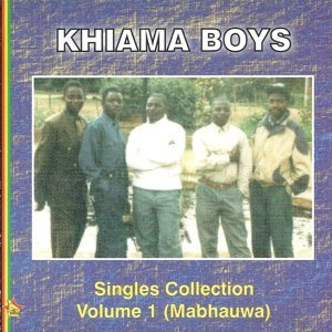 Singles collection, Vol. 1 - Mabhauwa