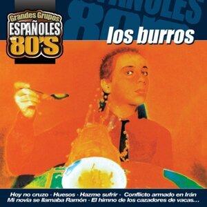 Los Grandes Grupos Españoles de los 80's : Los Burros