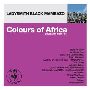 Colours of Africa: Ladysmith Black Mambazo (Collectors Edition)