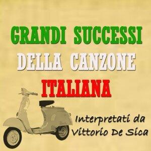 Grandi successi della canzone italiana interpretati da Vittorio De Sica