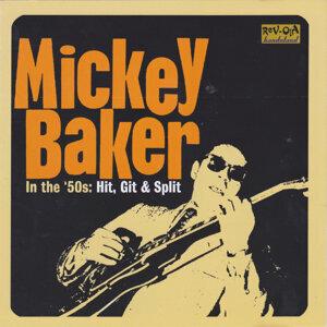 Hit, Git, And Split: Mickey Baker in The '50s