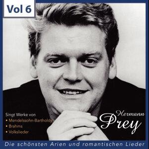 Hermann Prey- Die schönsten Arien und romantischen Lieder, Vol. 6
