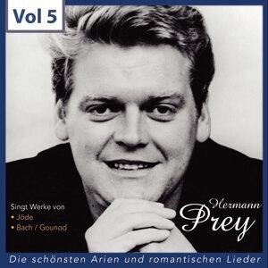 Hermann Prey- Die schönsten Arien und romantischen Lieder, Vol. 5