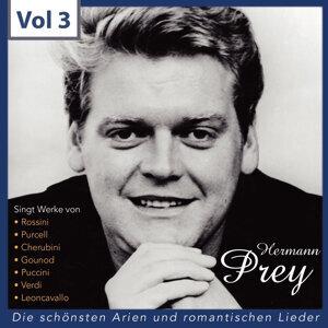 Hermann Prey- Die schönsten Arien und romantischen Lieder, Vol. 3