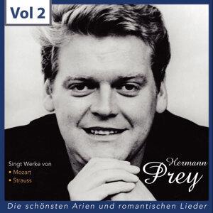 Hermann Prey- Die schönsten Arien und romantischen Lieder, Vol. 2