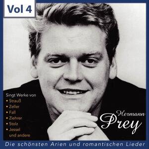 Hermann Prey- Die schönsten Arien und romantischen Lieder, Vol. 4